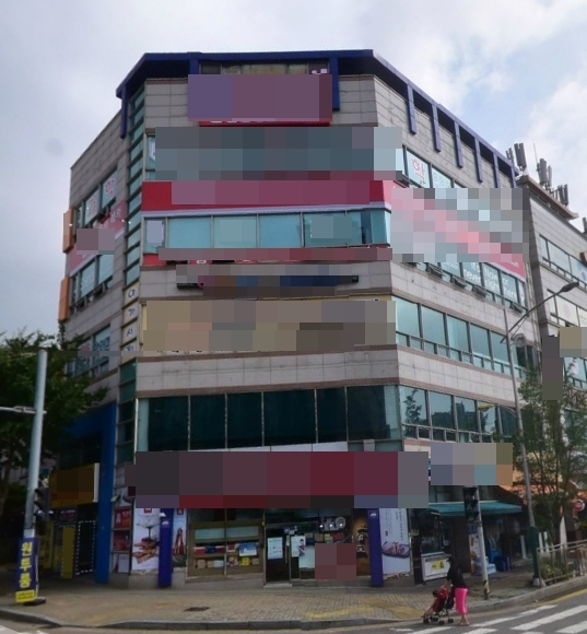 7호선 초역세권 건물