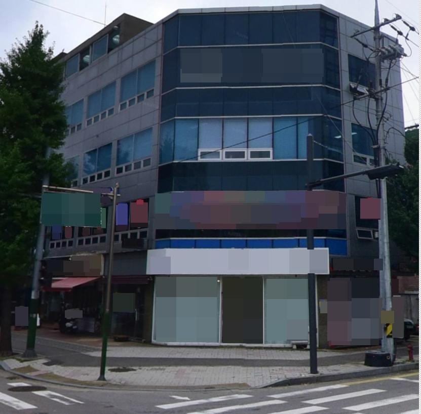 트리플 역세권 코너 꼬마 빌딩