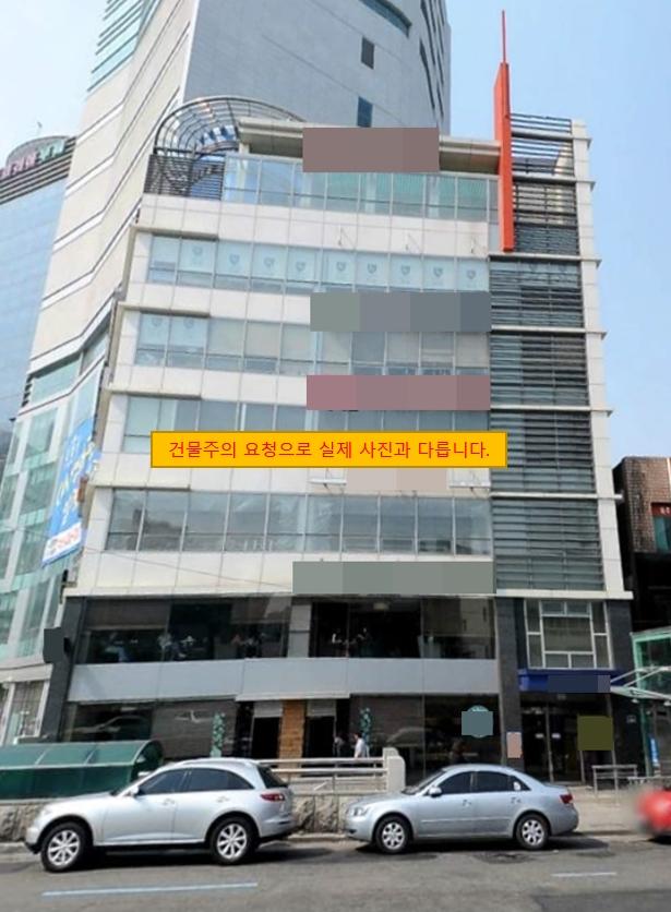 초역세권 대로변 코너의 가시성 좋은 건물!! 인천빌딩매매!!