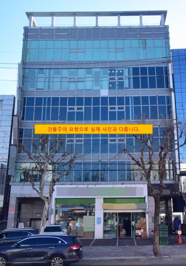 일반상업지역의 중심의 공실 없는 꼬마 빌딩!!인천빌딩매매+인천건물매매