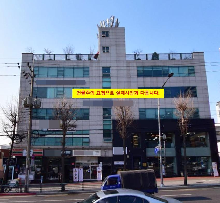 서울건물매매!!서울빌딩매매!!대로변 코너에 유동인구 많은 서울꼬마빌딩!!